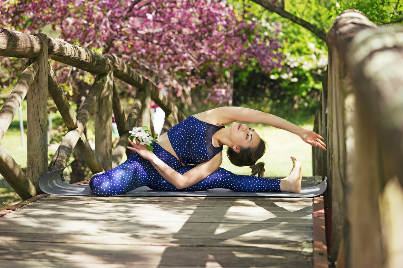 corso di yoga - giardini galbiati