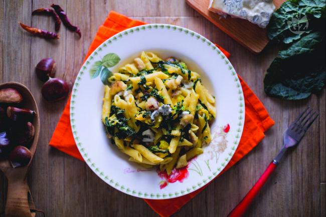 ricetta con zucche e castagne