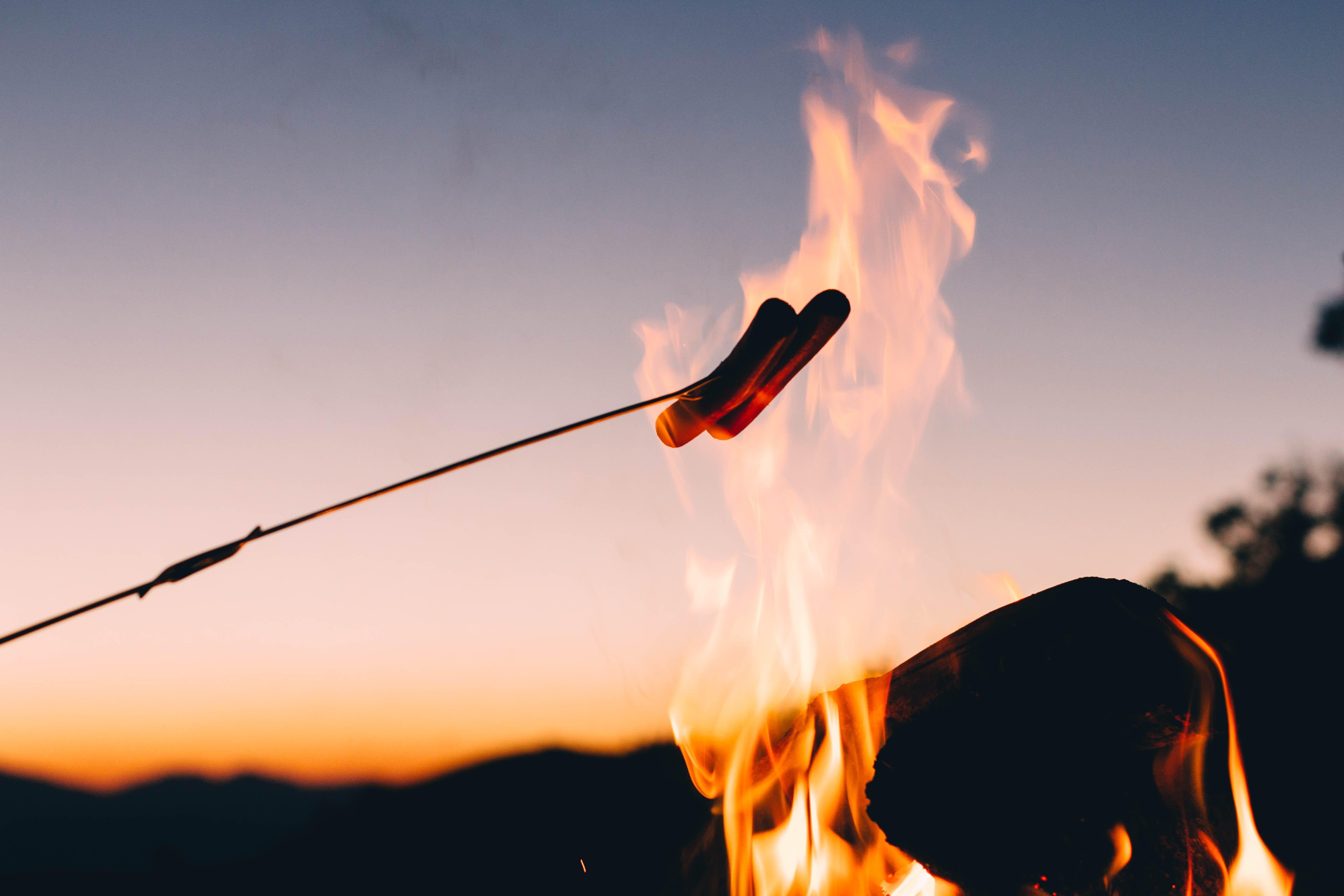 barbecue invernale