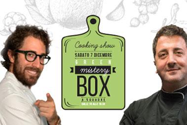 chef ronzoni e tagliafierro da galbiati - evento 7 dicembre